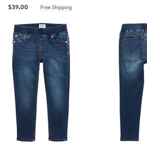 3T Hudson Rosie Pull-On Skinny Jean's
